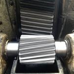 Open gear assembly